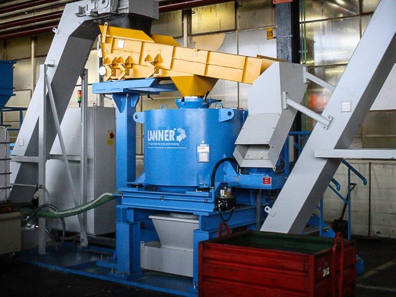 Lanner Siebmaschinen 1