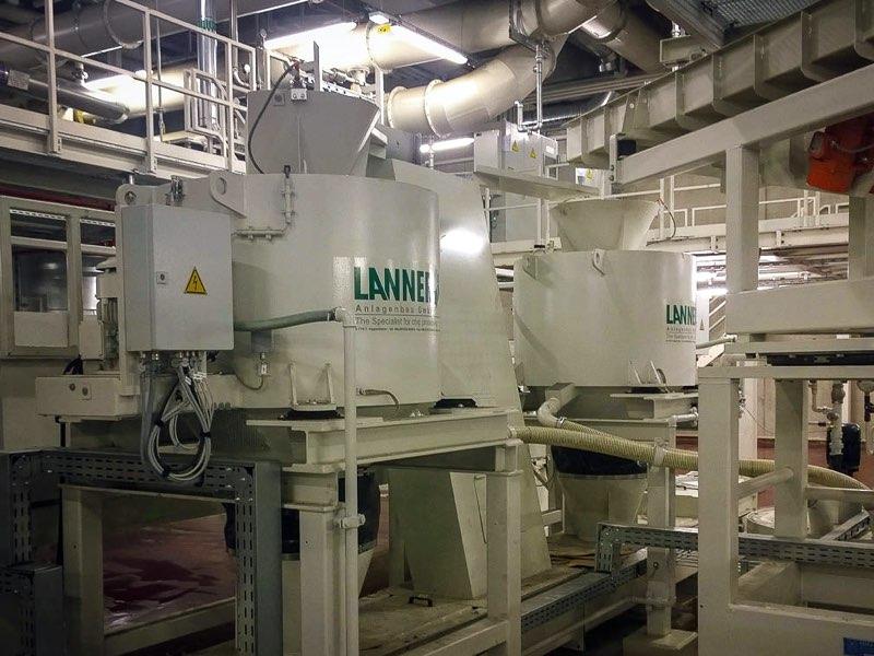 Lanner Zentrifuge Ds 3