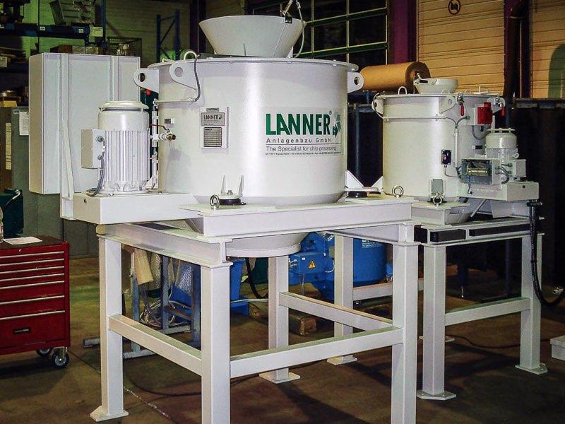 Lanner Zentrifuge Pv 3