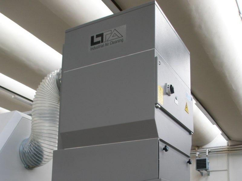 Lta Kompaktluftfilter 1